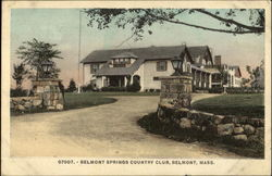 Belmont Springs Country Club