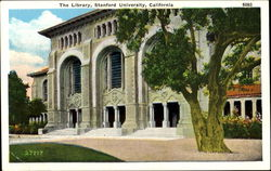 The Library, Stanford University