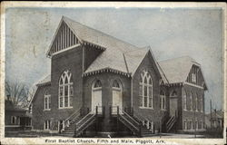 First Baptist Church, Fifth And main