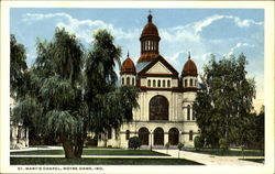 St. Mary's Chapel Postcard