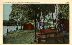 Fish Creek Public Camp