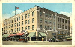 The New Grand Billings Distinctive Hotel