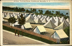 Military Training Camp