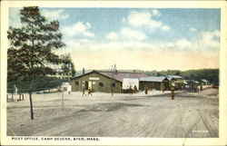 Post Office, Camp Devens