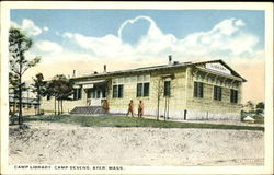 Camp Library, Camp Devens
