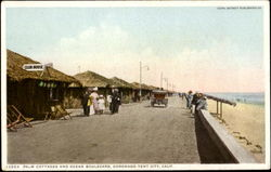 Palm Cottages And Ocean Boulevard