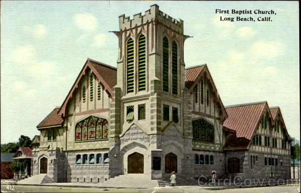 Email First Baptist Church Long Beach