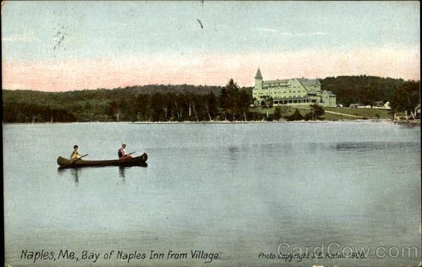 Bay Of Naples Inn Form Village Maine