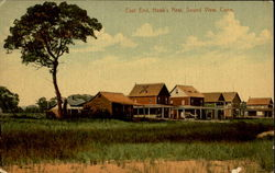 East End Hawk's Nest Postcard