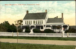 Mead Residence, Field Point