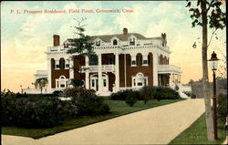 F. L. Froment Residence, Field Point