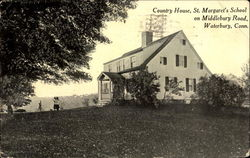 Country House St. Margaret's School, Middlebury Road