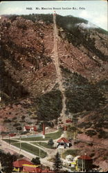 Mt. Manitou Scenic Incline Ry.