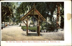 The Old San Gabriel Mission Bell, Baldwin's Ranch