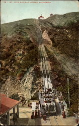 Mt. Lowe Railway Incline