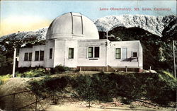 Lowe Observatory