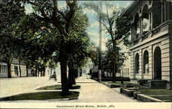 Government Street Scene
