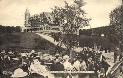 The Bay Of Naples Inn Postcard