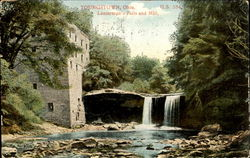 Lanterman's Falls And Mill