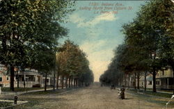Indiana Ave Postcard