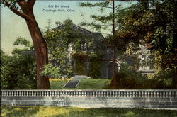Old Sill Home Postcard