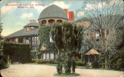 Residence Of Lorillard Spencer