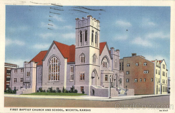 First Baptist Church and School Wichita Kansas