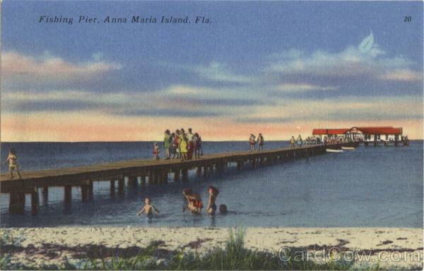 Fishing pier anna maria island fl for Anna maria island fishing pier