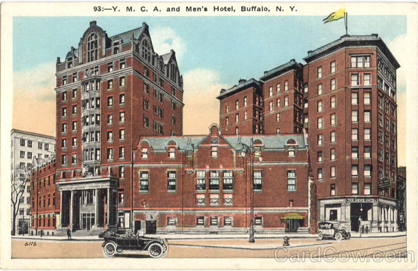 Y. M. C. A. and Men's Hotel Buffalo New York