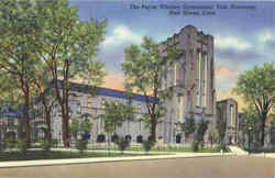 The Payne Whitney Gymnasium, Yale University Postcard