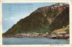 Juneau from the Channel