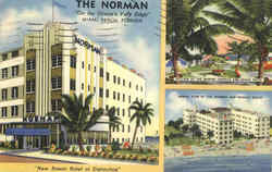 The Norman, On the Ocean's Very Edge