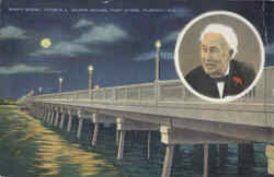 Night Scene, Thomas A. Edison Bridge