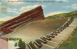 Red Rocks Theatre, Park of the Red Rocks