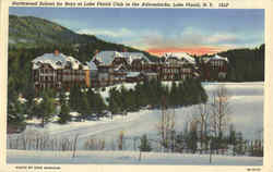 Northwood School for Boys at Lake Placid Club in the Adirondacks