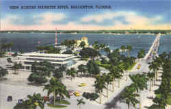 View Across Manatee River