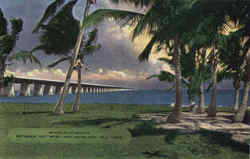 Seven Mile Bridge, Between Key West and Mainland