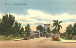 Entrance to Bradenton