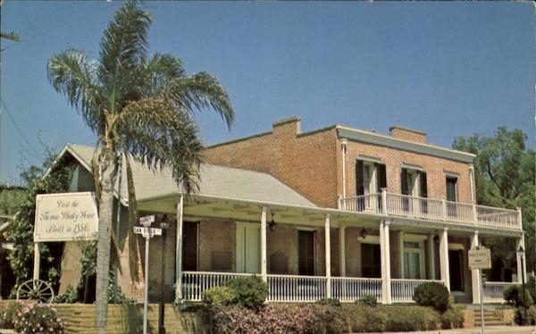 The Whaley House California