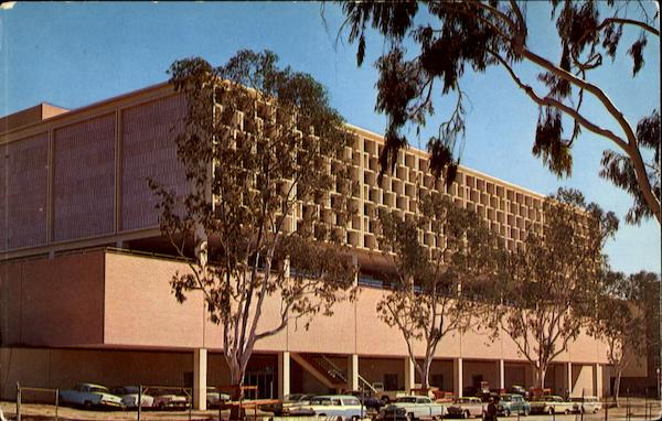 Student Union Building, University of California Los Angeles