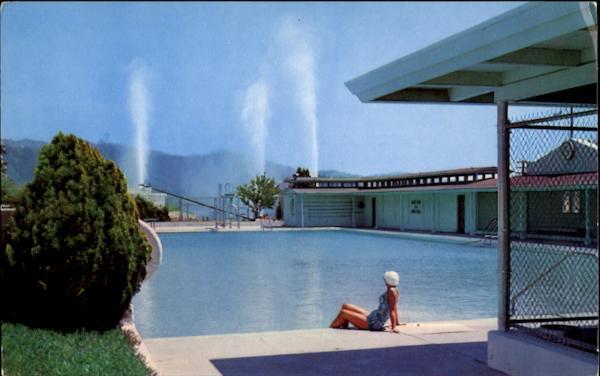 Pacheteau S Original Calistoga Hot Springs California