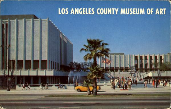 Los Angeles County Museum Of Art California