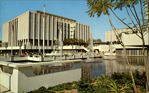 Los Angeles County Museum Of Art, 5905 Wilshire Bouleard California