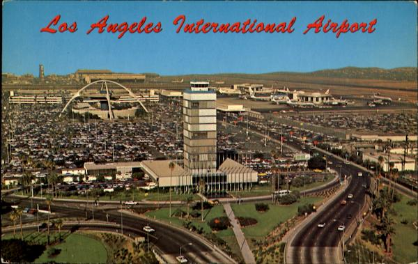 Los Angeles International Airport California Airports