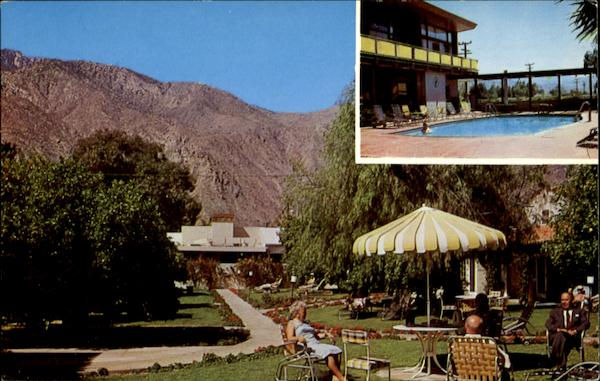 Pepper Tree Inn, 625-645 No. Indian Ave Palm Springs California