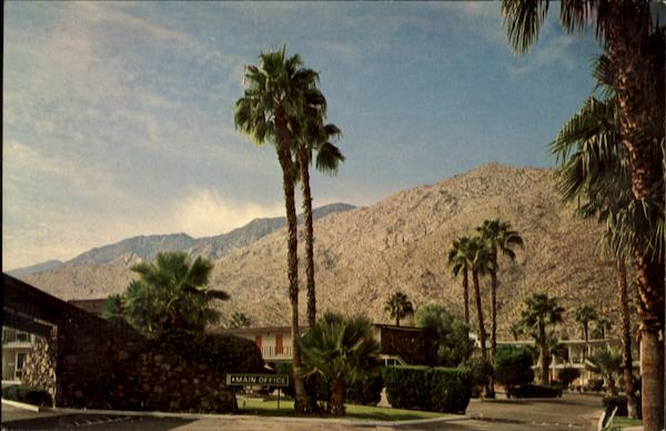 Rave Lodge Palm Springs California