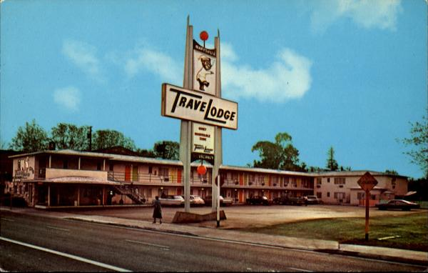 Marysville Trave Lodge, 9th and E. Streets on Calif 20 & 70 California