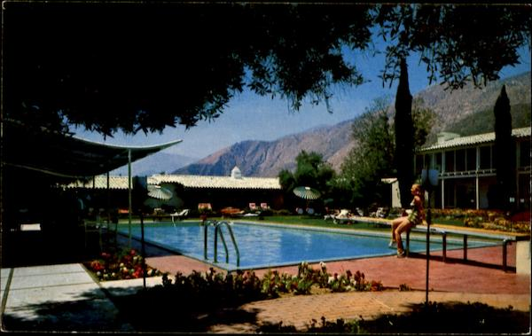 Howard Manor Palm Springs California