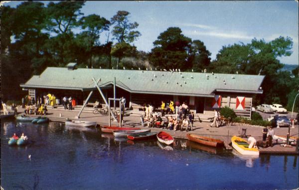 Stow lake boat house golden gate park san francisco ca for Motor boat rental san francisco