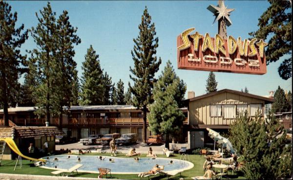 Stardust Lodge Post Office Box 4158 South Lake Tahoe Ca